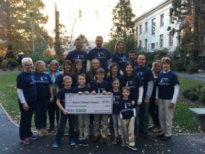 2016 Boston Children's Check Presentation